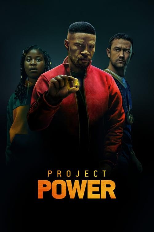 فیلم پروژه قدرت – Project Power 2020