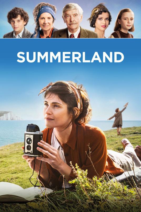 فیلم سرزمین تابستانی – Summerland 2020