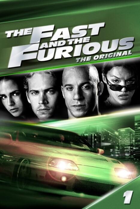 فیلم سریع و خشن – The Fast and the Furious 2001