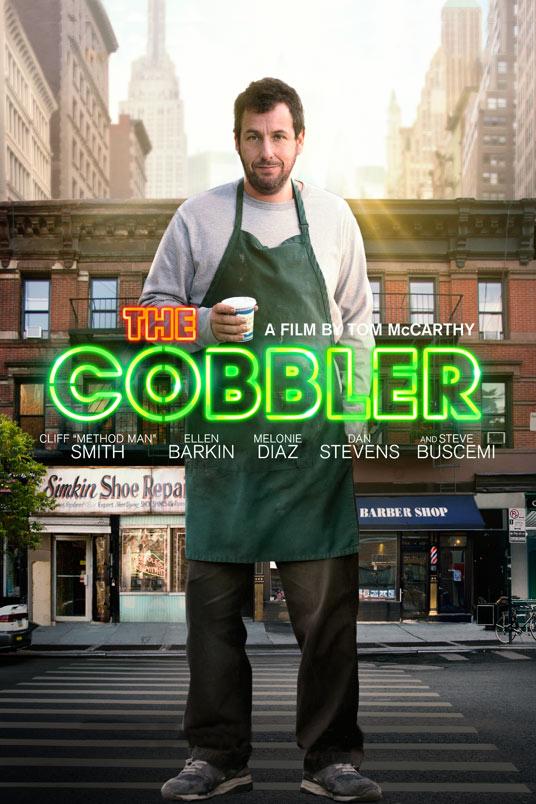 فیلم پینهدوز – The Cobbler 2014