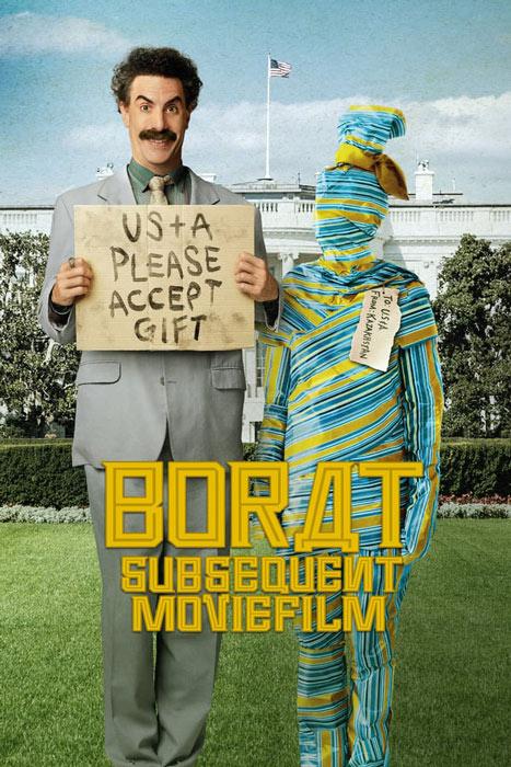 فیلم بورات 2 – Borat Subsequent Moviefilm 2020