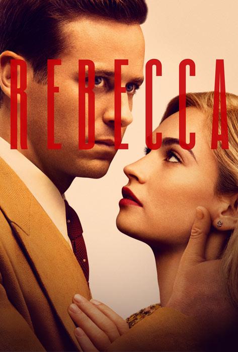 فیلم عاشقانه ربکا – Rebecca 2020