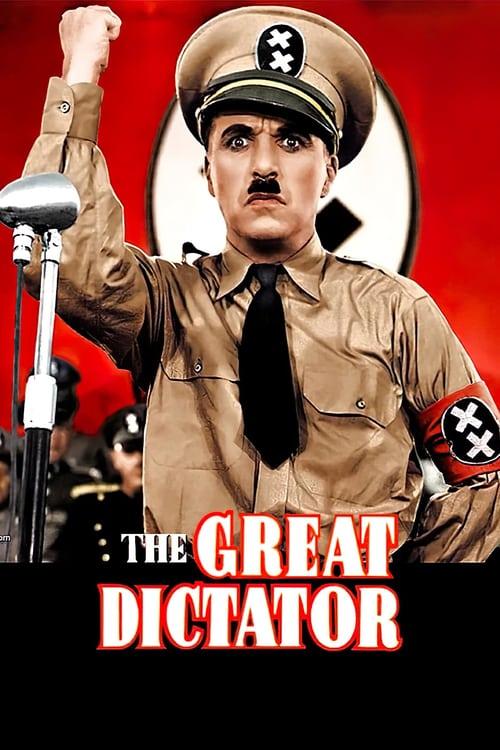 فیلم دیکتاتور بزرگ – The Great Dictator 1940