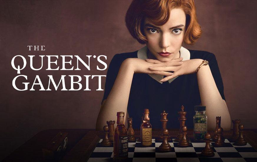 مینی سریال ملکه گامبیت – The Queen's Gambit 2020