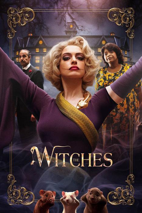 فیلم جادوگران – The Witches 2020
