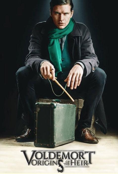 فیلم ولدمورت: سرچشمههای وارث – Voldemort: Origins of the Heir 2018