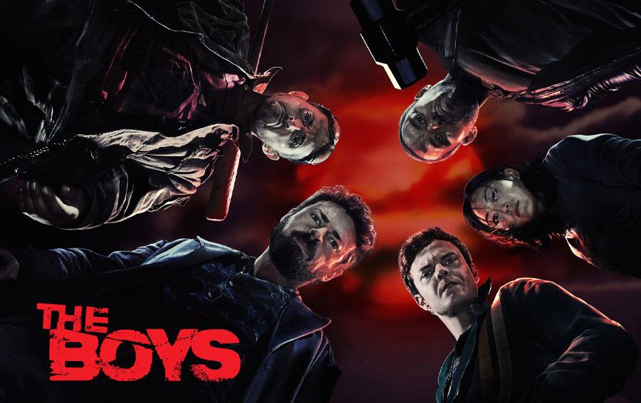 دانلود رایگان و تماشای آنلاین سریال پسران – The Boys (فصل اول)