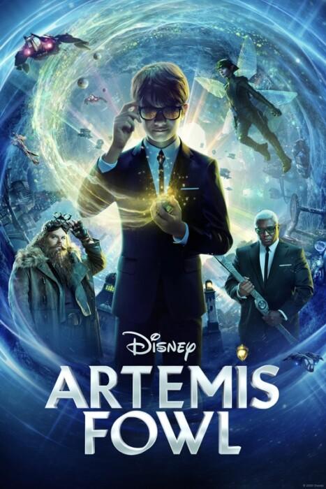 دانلود فیلم آرتمیس فاول – Artemis Fowl 2020