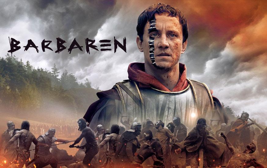 دانلود سریال تاریخی بربرها – Barbarians (فصل اول)