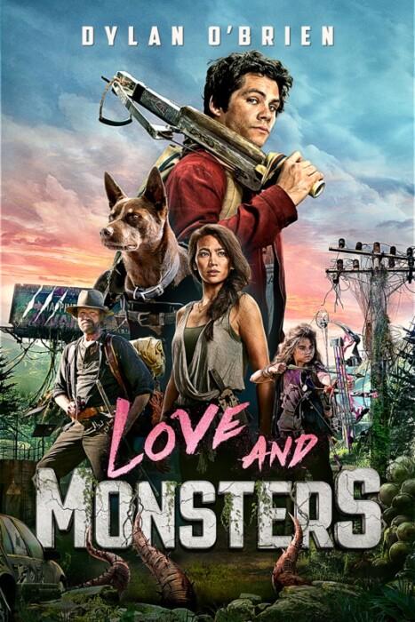 دانلود و تماشای آنلاین فیلم عشق و هیولاها – Love and Monsters 2020