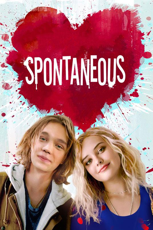 دانلود فیلم خودجوش – Spontaneous 2020