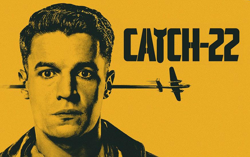دانلود مینی سریال تبصره-22 – Catch-22 2019 + تماشای آنلاین