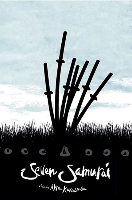 دانلود فیلم هفت سامورایی – Seven Samurai 1954 کیفیت بلوری