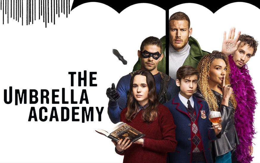 دانلود سریال آکادمی آمبرلا – The Umbrella Academy 2019 (فصل 1)