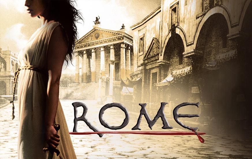 دانلود و تماشای آنلاین سریال رُم – Rome (فصل دوم)