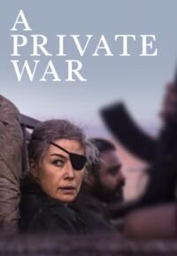دانلود فیلم یک جنگ خصوصی – A Private War 2018