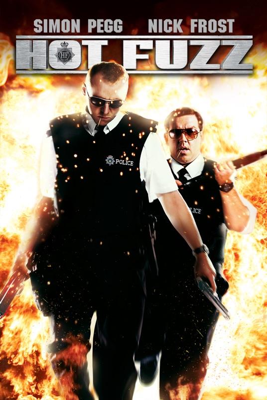 فیلم پلیس خفن – Hot Fuzz 2007