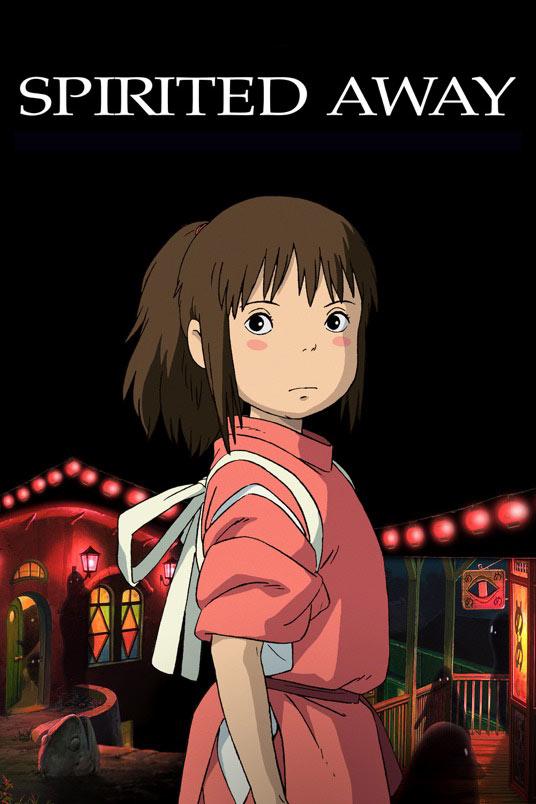 دانلود فیلم انیمیشن شهر ارواح – Spirited Away 2001 + تماشای آنلاین
