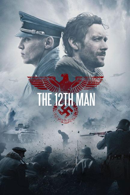 دانلود فیلم دوازدهمین مرد – The 12th Man 2017