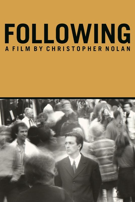 دانلود فیلم تعقیب – Following 1998 کریستوفر نولان