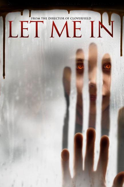 دانلود فیلم ترسناک بگذار وارد شوم – Let Me In 2010