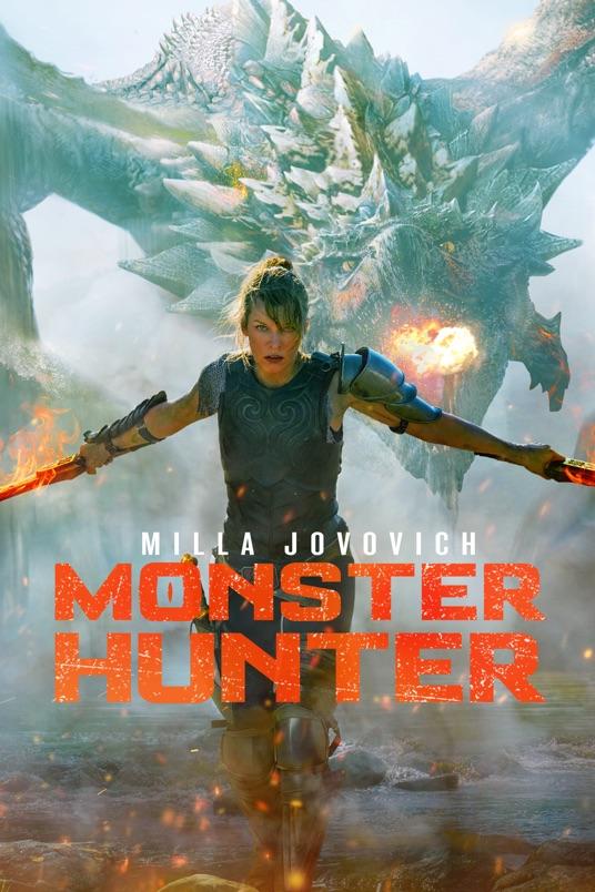 دانلود فیلم شکارچی هیولا – Monster Hunter 2020