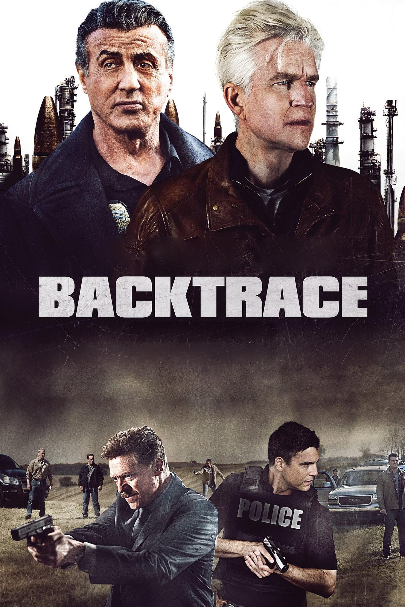 فیلم ردگیری – Backtrace 2018