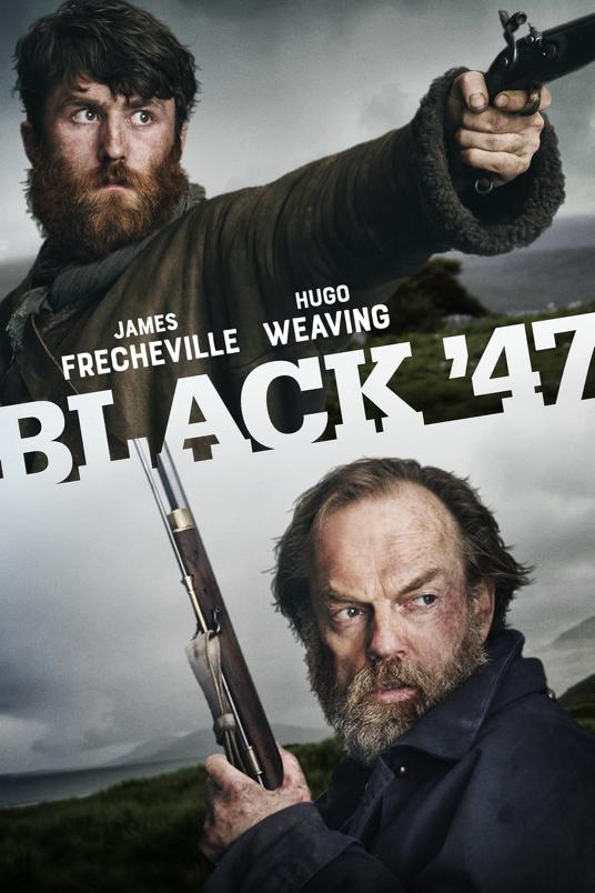 فیلم سیاه 47 – Black '47 2018