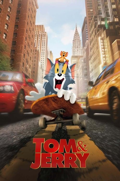 فیلم تام و جری – Tom and Jerry 2021