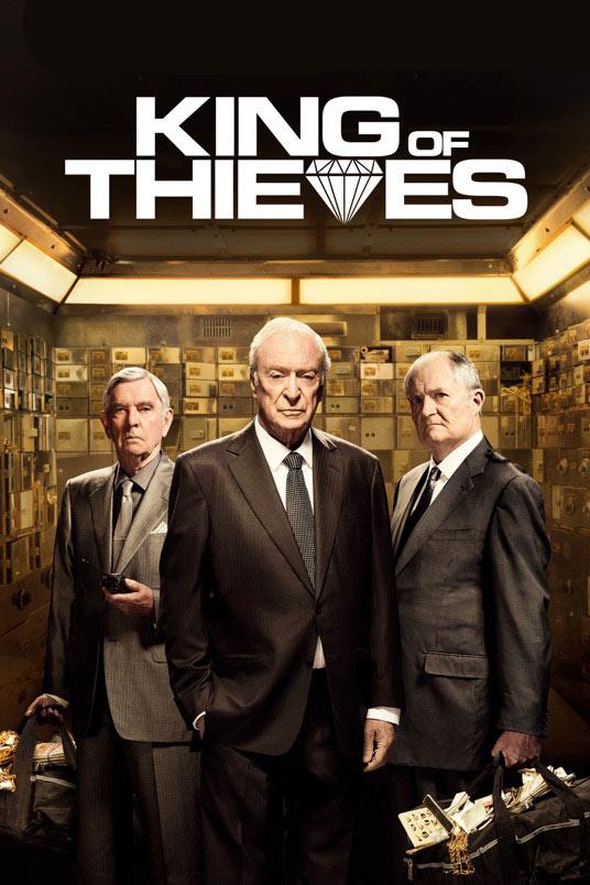 فیلم پادشاه دزدان – King of Thieves 2018