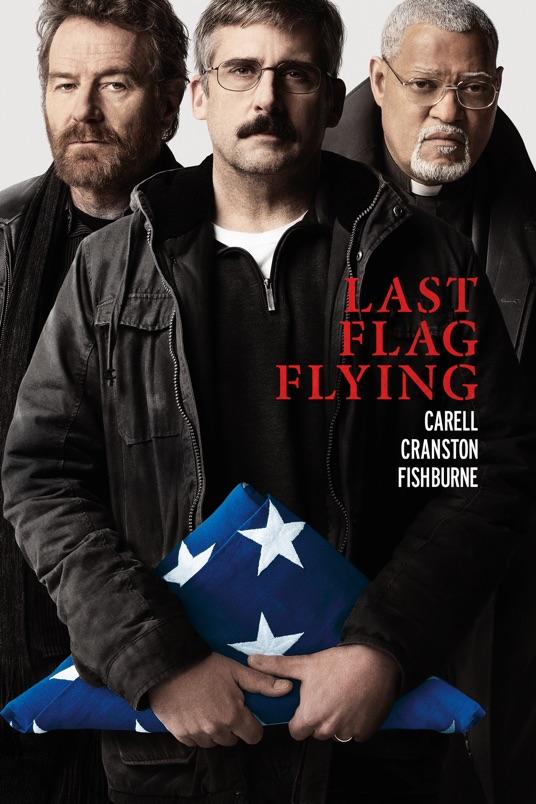 فیلم اهتراز آخرین پرچم – Last Flag Flying 2017 برایان کرانستون