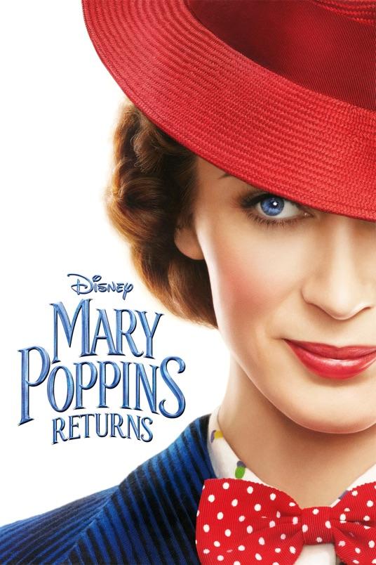 فیلم کمدی بازگشت مری پاپینز – Mary Poppins Returns 2018