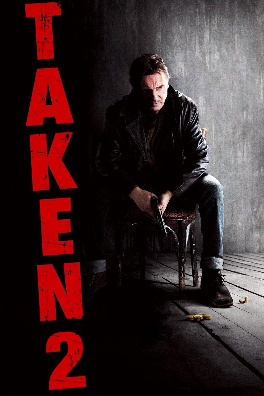فیلم ربوده شده 2 – Taken 2 2012