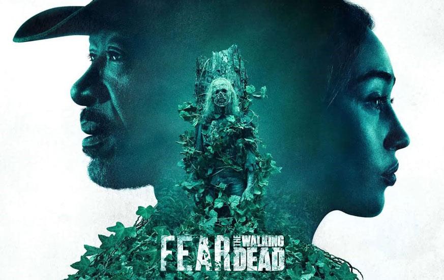 سریال ترس از مردگان متحرک – Fear the Walking Dead (فصل ششم)