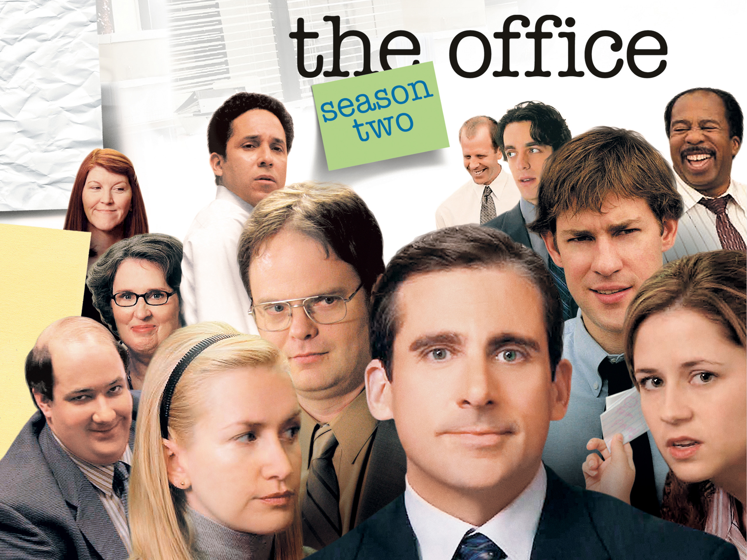 دانلود سریال دفتر – The Office (فصل دوم)