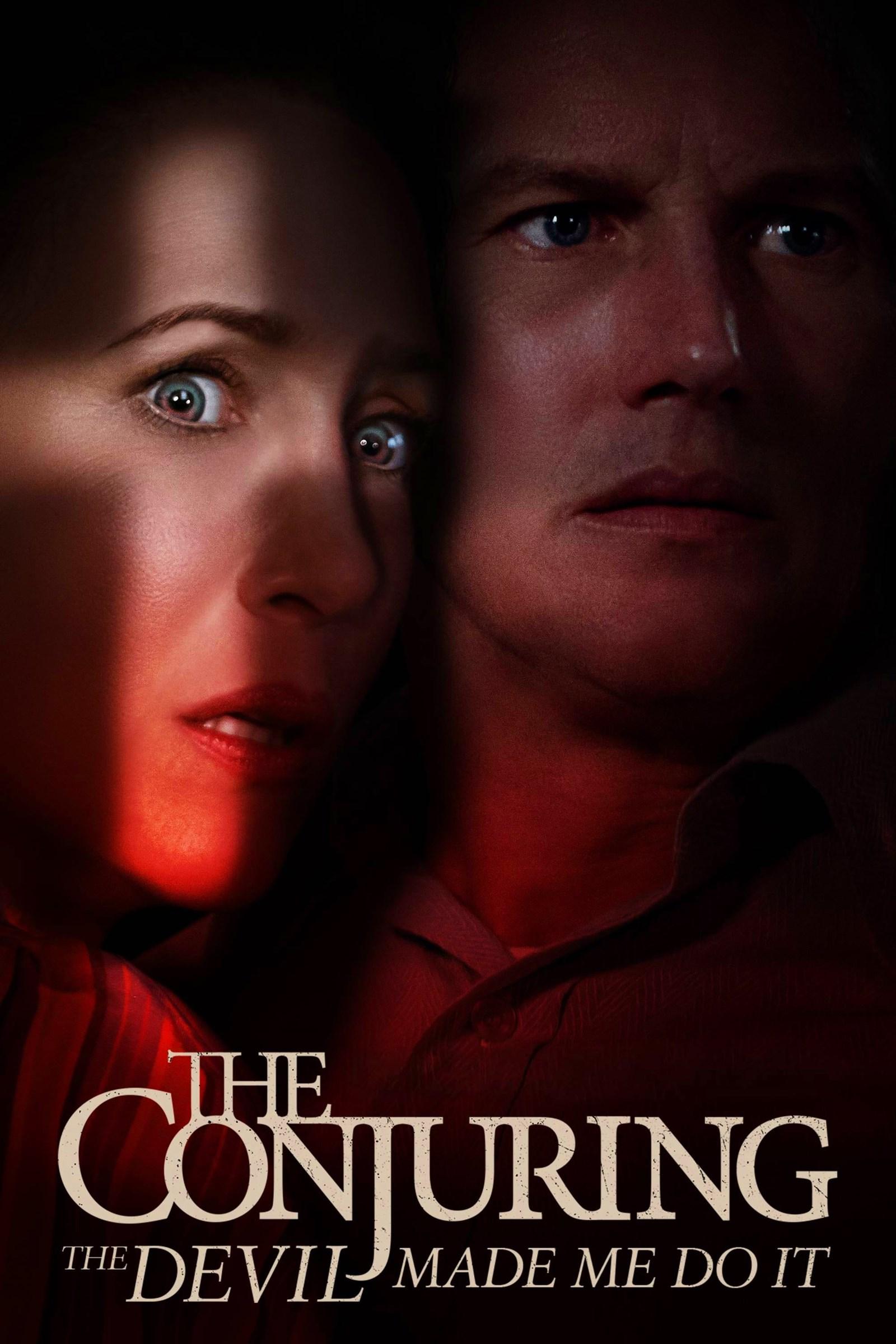فیلم احضار: شیطان مرا وادار کرد – The Conjuring: The Devil Made Me Do It 2021